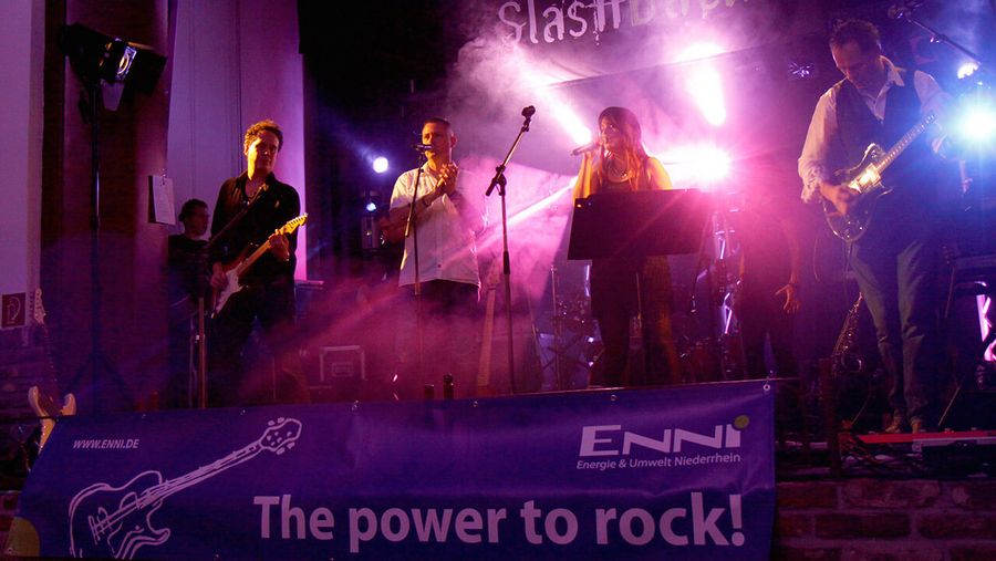 ENNI Night of the Bands Events & Services Freizeit